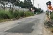 Con đường 2km, có gần 100 'hố tử thần' ở Đồng Nai: Địa phương đã sửa chữa đường