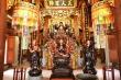 Hơn 100 bức tượng tại Bảo Hải Linh Thông Tự được tạo tác cầu kỳ thế nào?