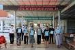 COVID-19: Nữ cán bộ CDC Quảng Nam xuất viện