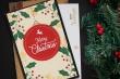 Thiệp Giáng sinh đẹp và ấn tượng dành tặng bạn bè và người thân