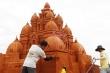 Clip: Khám phá vườn tượng cát độc nhất vô nhị ở Bình Thuận dịp Tết Nguyên đán
