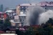 Xung đột Armenia-Azerbaijan: Pháo vẫn nổ, chiến sự chưa dừng