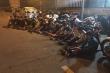 60 thanh niên tụ tập đua xe trái phép, mang cả roi điện phòng thân