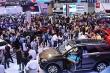 Tháng 4, doanh số bán ô tô giảm mạnh