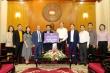 HLV Park Hang Seo góp 70 triệu đồng ủng hộ người dân miền Trung