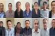Sáng nay, 19 bị cáo gây thiệt hại lớn tại dự án Gang thép Thái Nguyên hầu tòa