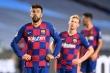 Tứ kết Champions League: Barca thua nhục nhã, Man City bất ngờ bị loại