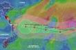Siêu bão Goni giật cấp 13 khi vào Biển Đông