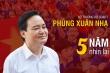 Dấu ấn 5 năm ngồi 'ghế nóng' của Bộ trưởng GD&ĐT Phùng Xuân Nhạ