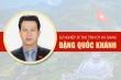 Infographic: Sự nghiệp Bí thư Tỉnh ủy Hà Giang Đặng Quốc Khánh