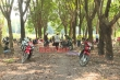 Tụ tập trong lô cao su, nhóm người ở Bình Phước bị phạt 450 triệu đồng