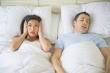 10 bí kíp giúp bạn không còn mất ngủ vì chồng ngáy to như sấm