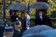 Tổng thống Trump lần đầu xuất hiện trước công chúng sau tin thất cử
