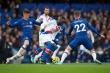 Trực tiếp Chelsea 4-0 Crystal Palace: Đội khách vỡ trận