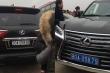 Thông tin bất ngờ về chủ nhân ô tô Lexus đeo 2 biển xanh - trắng ở chùa Tam Chúc
