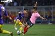 Trực tiếp Hà Nội FC 1-0 Hồng Lĩnh Hà Tĩnh: Văn Quyết lập công