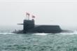 Video: Tàu ngầm hạt nhân Type 094B của Trung Quốc xuất hiện trên biển