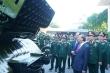 Ảnh: Thủ tướng dự Đại hội Thi đua Quyết thắng toàn quân