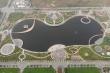Toàn cảnh công viên thiên văn học đầu tiên ở Đông Nam Á nhìn từ trên cao