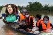 Chủ tịch Hội Chữ thập đỏ VN: Hy vọng Thuỷ Tiên chọn được cách làm từ thiện tốt