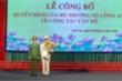 Tân Giám đốc Công an tỉnh Lào Cai là ai?