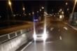 Ô tô chạy ngược chiều trong đêm trên cao tốc Đà Nẵng – Quảng Ngãi