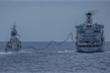 Hải quân Mỹ - Australia tập trận bắn đạn thật ở Biển Đông
