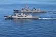 Nhật, Australia tập trận trên Biển Đông