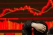 La liệt cổ phiếu lớn giảm sàn, VN-Index bất ngờ rơi thẳng đứng