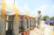 Cận cảnh trận địa pháo hoa lễ hội Đền Hùng 2021 trước giờ khai hỏa