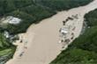 Mưa lũ gây ngập lụt, sạt lở đất ở Nhật Bản, 13 người mất tích