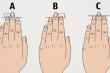 Chiều dài ngón tay tiết lộ điều gì về tính cách của bạn?