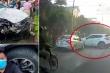 Khởi tố vụ án tài xế 18 tuổi gây tai nạn liên hoàn khiến ba người thương vong