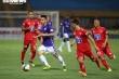 Trung vệ Hải Phòng phản lưới, Hà Nội FC vất vả lấy 3 điểm