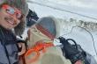 Kẹt ở Bắc Cực do COVID-19, phượt thủ Việt hằng ngày chăn tuần lộc