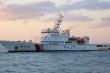 Nhật Bản cảnh báo việc tàu Trung Quốc xâm nhập biển Hoa Đông