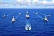 Mỹ, Nhật Bản, Hàn Quốc, Australia tập trận rầm rộ ở Thái Bình Dương