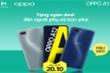 OPPO A12 ra mắt màu mới, độc quyền trên Lazada: Tặng ngàn deal nhân ngày 20/10