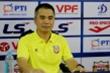 HLV Phạm Minh Đức xin không đá ở Hà Tĩnh vì người dân đang quá khổ