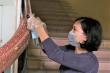 Ảnh: Trường ở Hà Nội tổng vệ sinh, khử trùng chuẩn bị đón học sinh trở lại