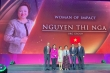 Chủ tịch Tập đoàn BRG được vinh danh nữ doanh nhân có tầm ảnh hưởng lớn tại ASEAN