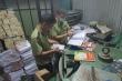 Thu giữ hàng nghìn cuốn sách giả Nhà xuất bản Giáo dục Việt Nam