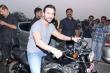 Loạt mô tô Harley Davidson hầm hố của dàn sao Ấn Độ