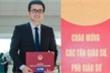 PGS trẻ nhất Việt Nam được đại học danh tiếng ở Mỹ bổ nhiệm chức danh giáo sư