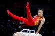 Tuyển thể dục dụng cụ Trung Quốc không thể dự cúp thế giới tại Australia