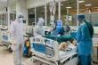 18 bệnh nhân COVID-19 rất nặng và nguy kịch