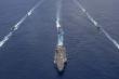 Mỹ điều tàu chiến đến Ấn Độ Dương, chuẩn bị tập trận với Ấn Độ