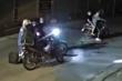 Nữ lao công bị cướp xe máy trong đêm ở Hà Nội