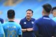 HLV Hoàng Văn Phúc có buổi tập đầu tiên cùng Hà Nội FC