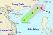 Bão số 11 suy yếu trên Biển Đông